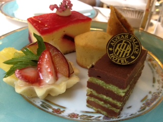 Alvear Palace Hotel Afternoon Tea