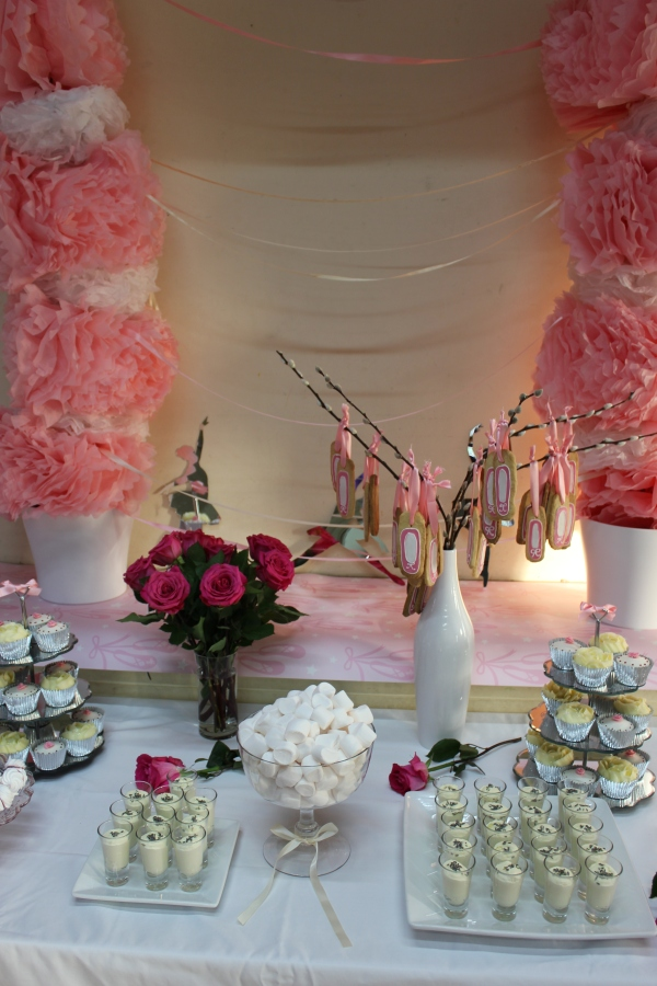 Ballet Tempting Table