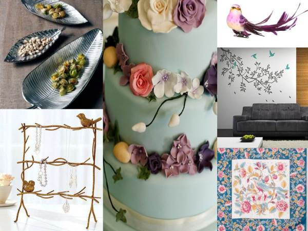 Mulberry shoot table dressing inspiration